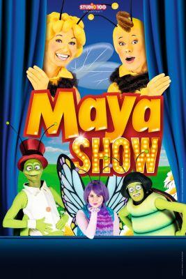 Maya Show: Maya en de pollenbollen