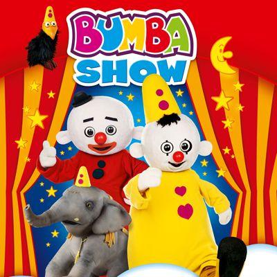 Bumba Show kleurwedstrijd